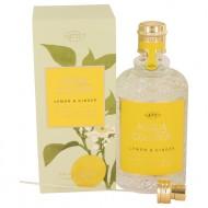 4711 ACQUA COLONIA Lemon & Ginger by Maurer & Wirtz - Eau De Cologne Spray (Unisex) 169 ml f. dömur