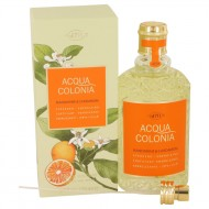 4711 Acqua Colonia Mandarine & Cardamom by Maurer & Wirtz - Eau De Cologne Spray (Unisex) 169 ml f. dömur