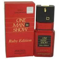 One Man Show Ruby by Jacques Bogart - Eau De Toilette Spray 100 ml f. herra