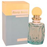 Miu Miu L'eau Bleue by Miu Miu - Eau De Parfum Spray 100 ml f. dömur