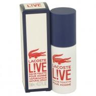 Lacoste Live by Lacoste - Mini EDT Spray 8 ml f. herra