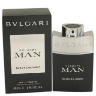 Bvlgari Man Black Cologne by Bvlgari - Eau De Toilette Spray 60 ml f. herra