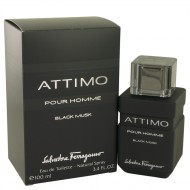Attimo Black Musk by Salvatore Ferragamo - Eau De Toilette Spray 100 ml f. herra