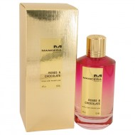 Mancera Roses & Chocolate by Mancera - Eau De Parfum Spray (Unisex) 120 ml f. dömur