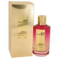 Mancera Roses & Chocolate by Mancera - Eau De Parfum Spray (Unisex) 120 ml f. dömur