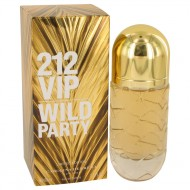 212 VIP Wild Party by Carolina Herrera - Eau De Toilette Spray 80 ml f. dömur