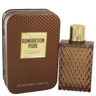 Admiration Pure by Linn Young - Eau De Toilette Spray 100 ml d. herra