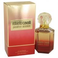 Roberto Cavalli Paradiso Assoluto by Roberto Cavalli - Eau De Parfum Spray 75 ml f. dömur