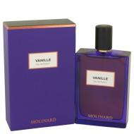 Molinard Vanille by Molinard - Eau De Pafum Spray (Unisex) 75 ml f. dömur
