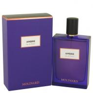 Molinard Ambre by Molinard - Eau De Parfum Spray 75 ml f. dömur