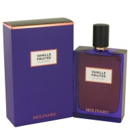 Molinard Vanille Fruitee by Molinard - Eau De Parfum Spray (Unisex) 75 ml f. dömur