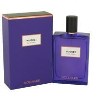Molinard Muguet by Molinard - Eau De Parfum Spray 75 ml f. dömur