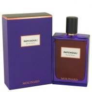 Molinard Patchouli by Molinard - Eau De Parfum Spray (Unisex) 75 ml f. dömur