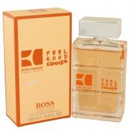 Boss Orange Feel Good Summer by Hugo Boss - Eau De Toilette Spray 100 ml f. herra