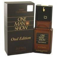One Man Show Oud Edition by Jacques Bogart - Eau De Toilette Spray 100 ml f. herra