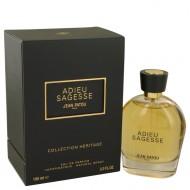 Adieu Sagesse by Jean Patou - Eau De Parfum Spray 100 ml f. dömur