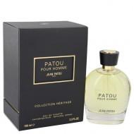Patou Pour Homme by Jean Patou - Eau De Toilette Spray (Heritage Collection) 100 ml f. herra