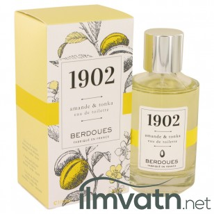 1902 Amande & Tonka by Berdoues - Eau De Toilette Spray 100 ml f. dömur