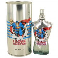 JEAN PAUL GAULTIER by Jean Paul Gaultier - Superman Eau Fraiche Spray (Limited Edition) 125 ml f. herra