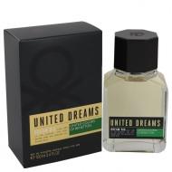 United Dreams Dream Big by Benetton - Eau De Toilette Spray 100 ml f. herra