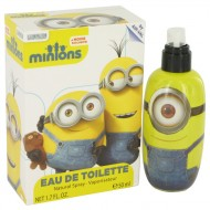 Minions Yellow by Minions - Eau De Toilette Spray 50 ml f. herra
