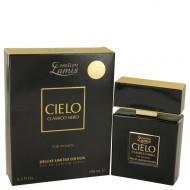 Lamis Cielo Classico Nero by Lamis - Eau De Parfum Spray Deluxe Limited Edition 100 ml f. dömur