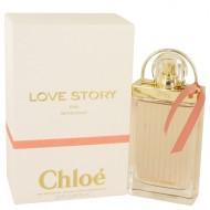 Chloe Love Story Eau Sensuelle by Chloe - Eau De Parfum Spray 75 ml f. dömur