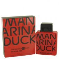 Mandarina Duck Black & Red by Mandarina Duck - Eau De Toilette Spray 100 ml f. herra