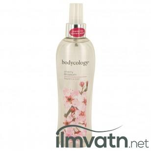 Bodycology Cherry Blossom by Bodycology - Fragrance Mist Spray 240 ml f. dömur