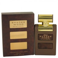 Armaf Shades Wood by Armaf - Eau De Toilette Spray 100 ml f. herra