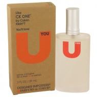 Designer Imposters U You by Parfums De Coeur - Cologne Spray (Unisex) 60 ml f. dömur