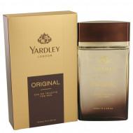 Yardley Original by Yardley London - Eau De Toilette Spray 100 ml f. herra