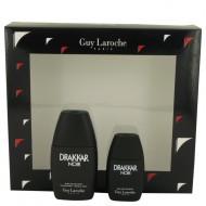 DRAKKAR NOIR by Guy Laroche - Gift Set -- 1 oz Eau De Toilette Spray + .5 oz Mini EDT f. herra