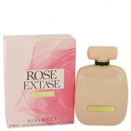 Rose Extase by Nina Ricci - Eau De Toilette Sensuelle Spray 80 ml f. dömur