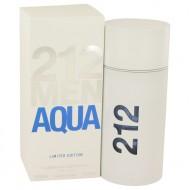 212 Aqua by Carolina Herrera - Eau De Toilette Spray 100 ml f. herra