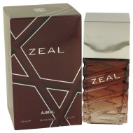 Ajmal Zeal by Ajmal - Eau De Parfum Spray 100 ml d. herra