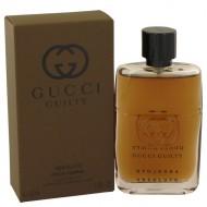 Gucci Guilty Absolute by Gucci - Eau De Parfum Spray 50 ml f. herra