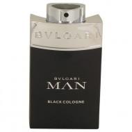 Bvlgari Man Black Cologne by Bvlgari - Eau De Toilette Spray (Tester) 100 ml d. herra