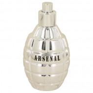 Arsenal Platinum by Arsenal - Eau De Parfum Spray (Tester) 100 ml f. herra