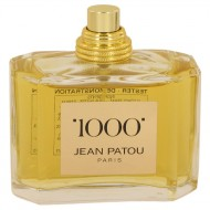 1000 by Jean Patou - Eau De Toilette Spray (Tester) 75 ml f. dömur
