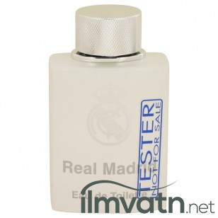 Real Madrid by AIR VAL INTERNATIONAL - Eau De Toilette Spray (Tester) 100 ml f. herra