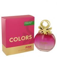 Colors Pink by Benetton - Eau De Toilette Spray 80 ml f. dömur