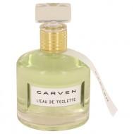 Carven L'eau De Toilette by Carven - Eau De Toilette Spray (Tester) 100 ml f. dömur