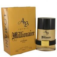 Spirit Millionaire by Lomani - Eau De Toilette Spray 200 ml f. herra