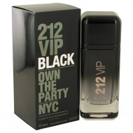 212 VIP Black by Carolina Herrera - Eau De Parfum Spray 100 ml f. herra