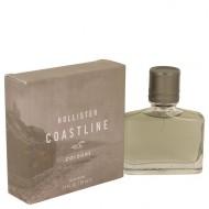 Hollister Coastline by Hollister - Eau De Cologne Spray 50 ml f. herra