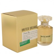United Dreams Dream Big by Benetton - Eau De Toilette Spray 80 ml f. dömur