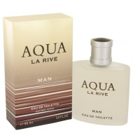 La Rive Aqua by La Rive - Eau De Toilette Spray 90 ml f. herra