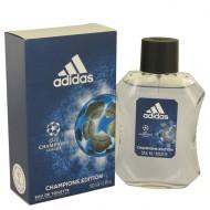 Adidas Uefa Champion League by Adidas - Eau DE Toilette Spray 100 ml d. herra