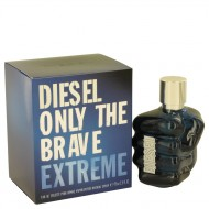 Only The Brave Extreme by Diesel - Eau De Toilette Spray 75 ml f. herra